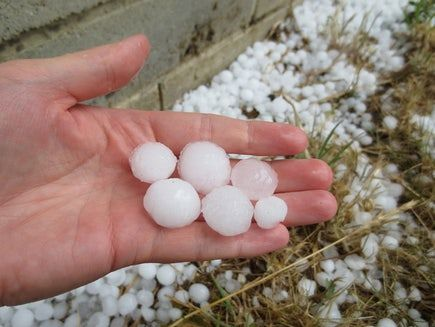 Safeco Roadside Assistance >> Insurance Blog about Hail | Wetzel Insurance in Indiana